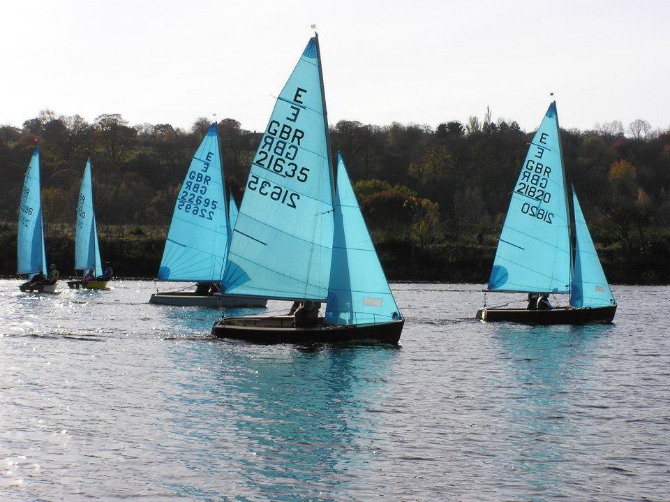 newburn river sailing