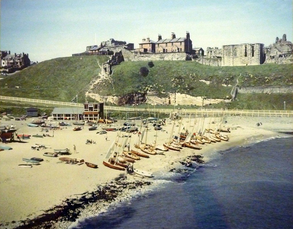 beach in the 60s