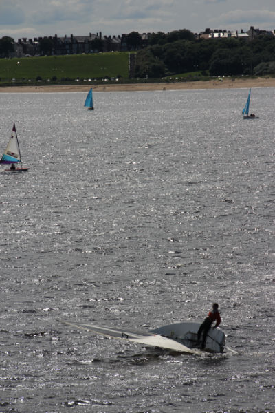 sail for gold at tynemouth sailing club (2)