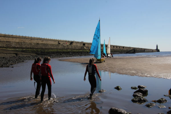 sail for gold at tynemouth sailing club (24)