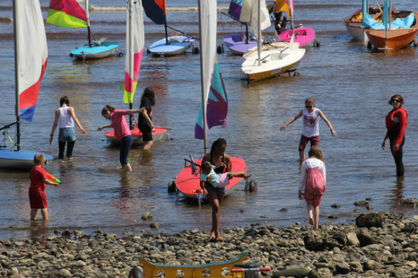 sail for gold at tynemouth sailing club (32)