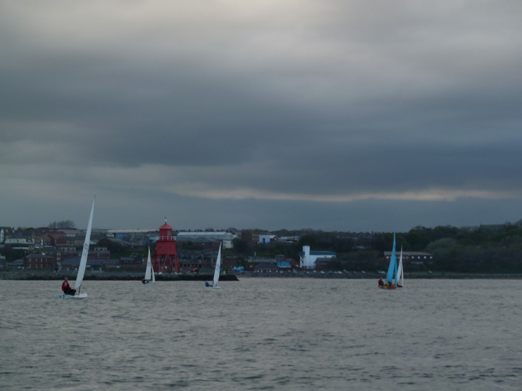 wed 15 may racing for tynemouth and south shields sailing clubs (25)