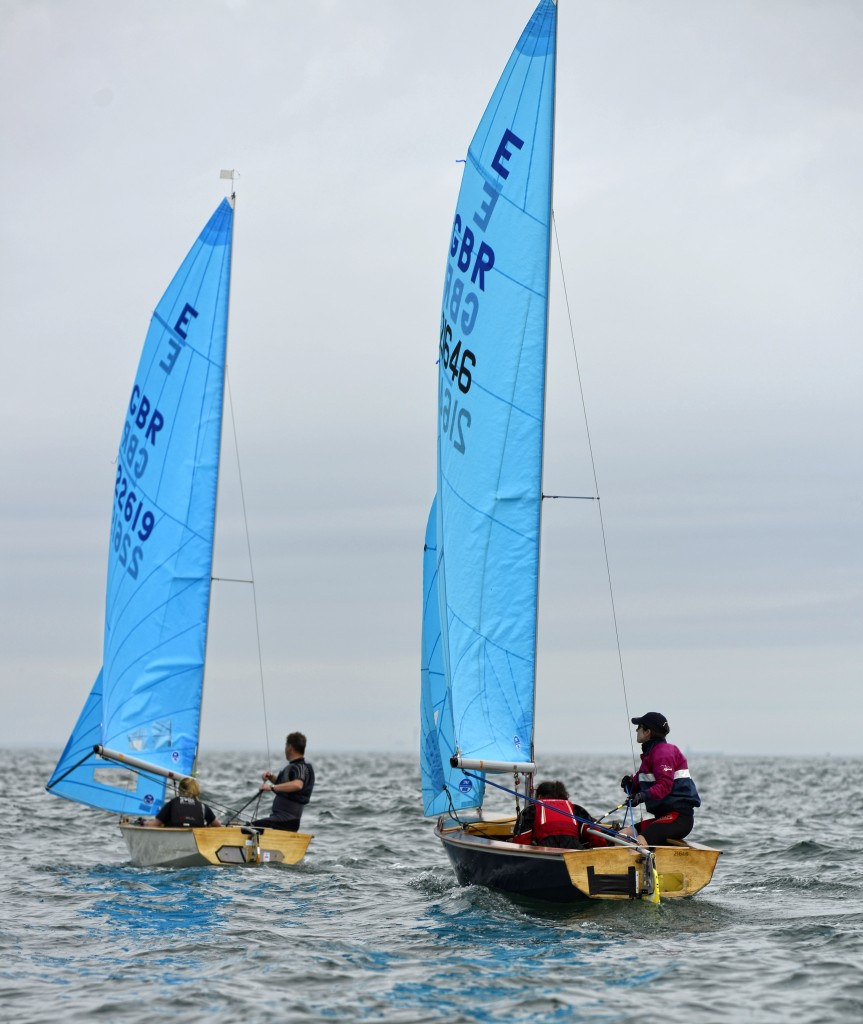 Tynemouth Sailing Club Regatta and Solution Nationals 2014 (10)