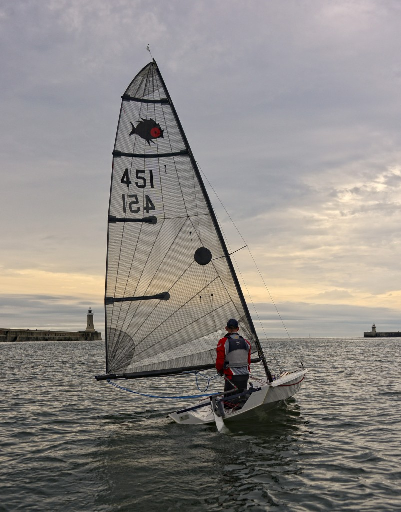 Tynemouth Sailing Club Regatta and Solution Nationals 2014 (100)