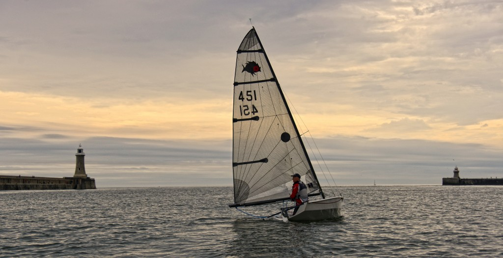 Tynemouth Sailing Club Regatta and Solution Nationals 2014 (101)