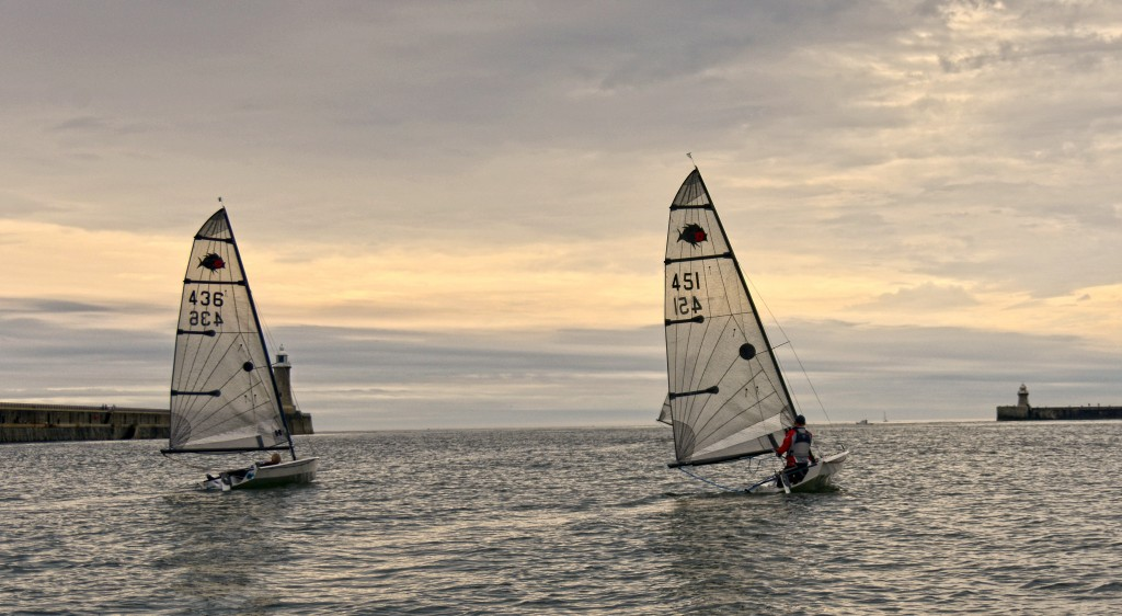 Tynemouth Sailing Club Regatta and Solution Nationals 2014 (103)