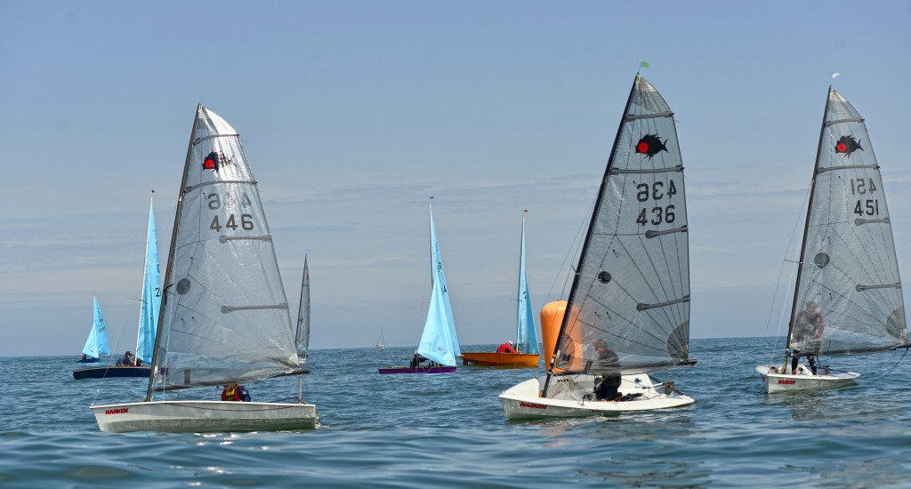 Tynemouth Sailing Club Regatta and Solution Nationals 2014 (104)
