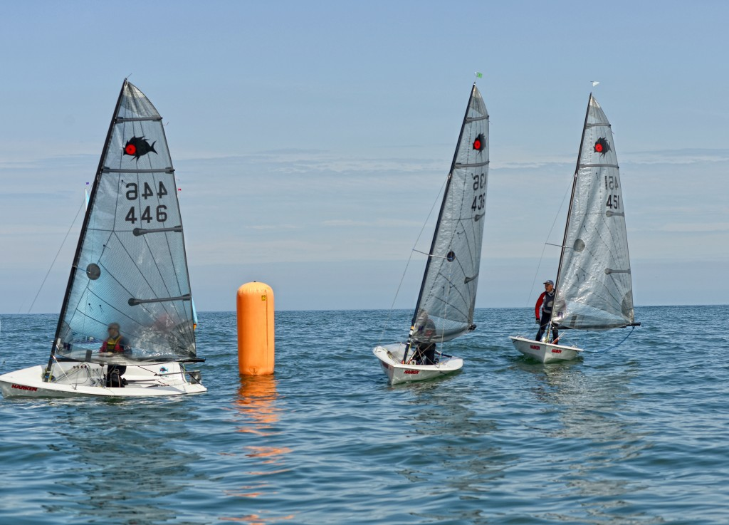 Tynemouth Sailing Club Regatta and Solution Nationals 2014 (105)