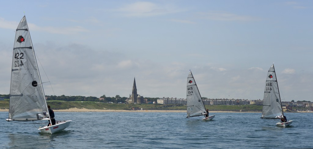 Tynemouth Sailing Club Regatta and Solution Nationals 2014 (110)