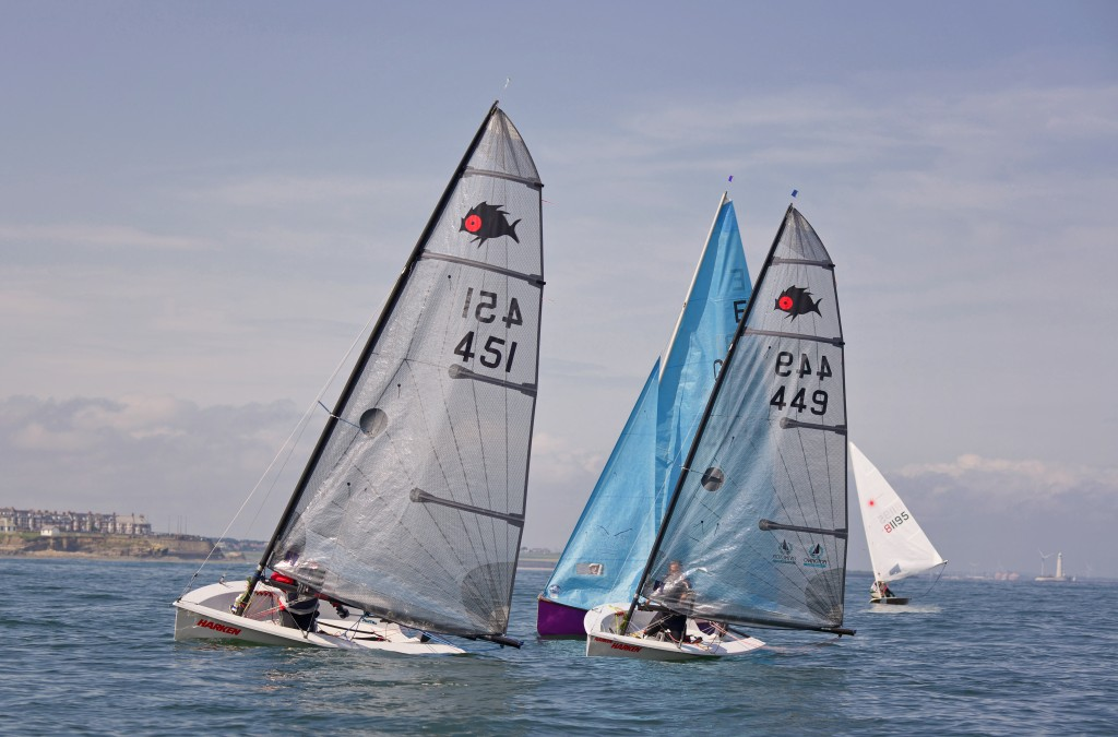 Tynemouth Sailing Club Regatta and Solution Nationals 2014 (111)