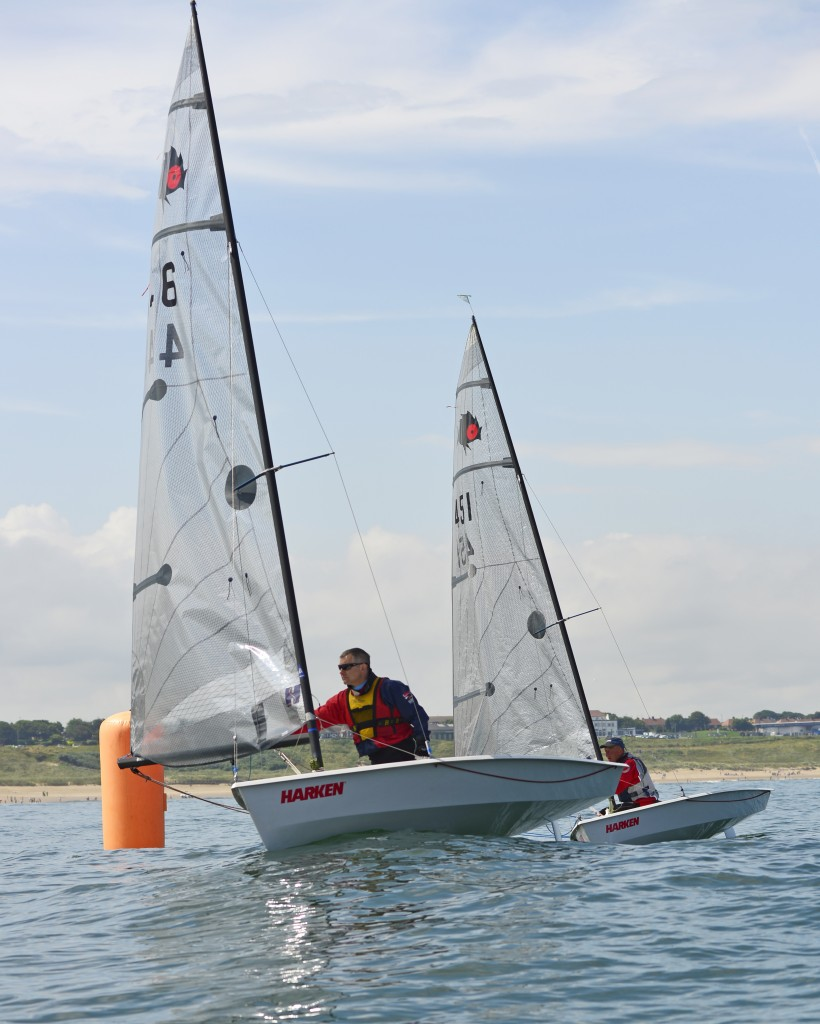 Tynemouth Sailing Club Regatta and Solution Nationals 2014 (112)