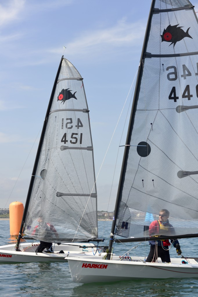 Tynemouth Sailing Club Regatta and Solution Nationals 2014 (113)