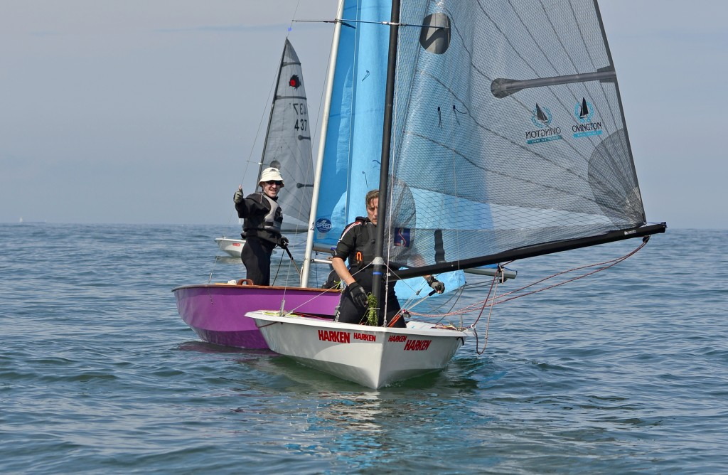 Tynemouth Sailing Club Regatta and Solution Nationals 2014 (114)