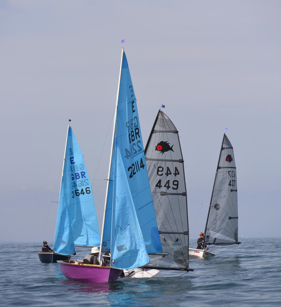 Tynemouth Sailing Club Regatta and Solution Nationals 2014 (116)