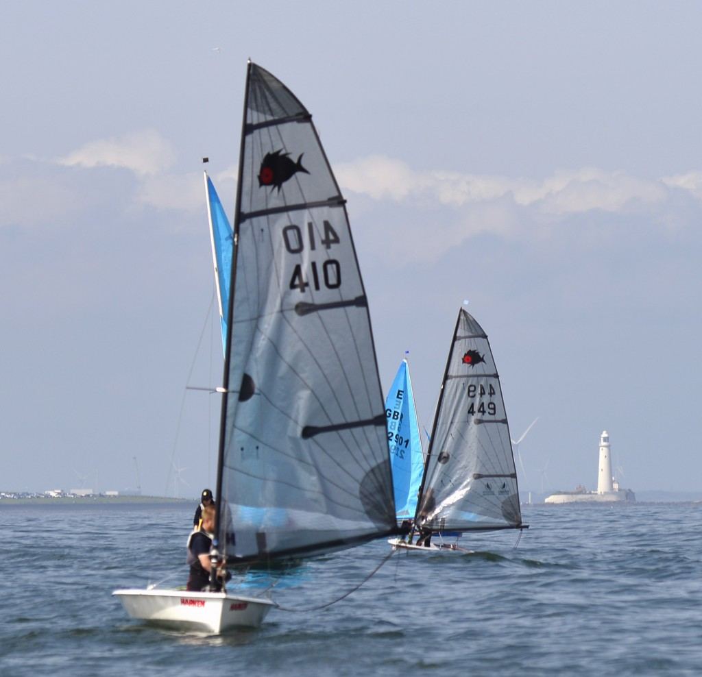 Tynemouth Sailing Club Regatta and Solution Nationals 2014 (117)