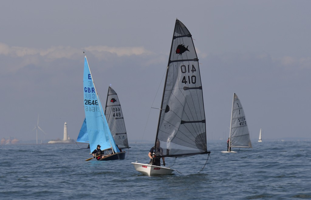 Tynemouth Sailing Club Regatta and Solution Nationals 2014 (118)