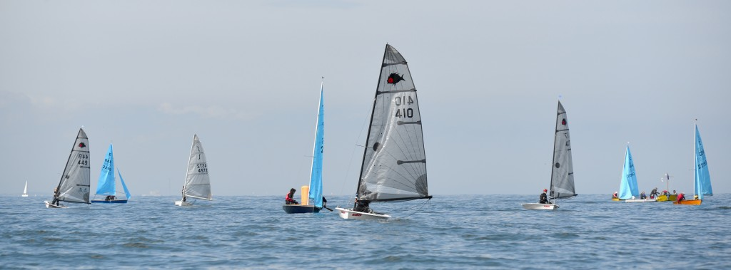 Tynemouth Sailing Club Regatta and Solution Nationals 2014 (119)