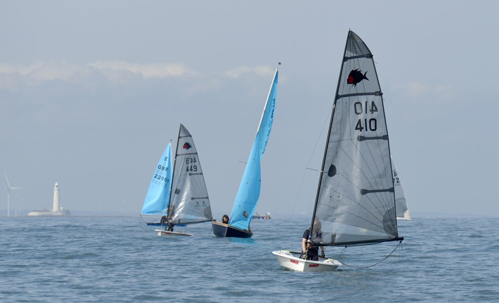 Tynemouth Sailing Club Regatta and Solution Nationals 2014 (120)