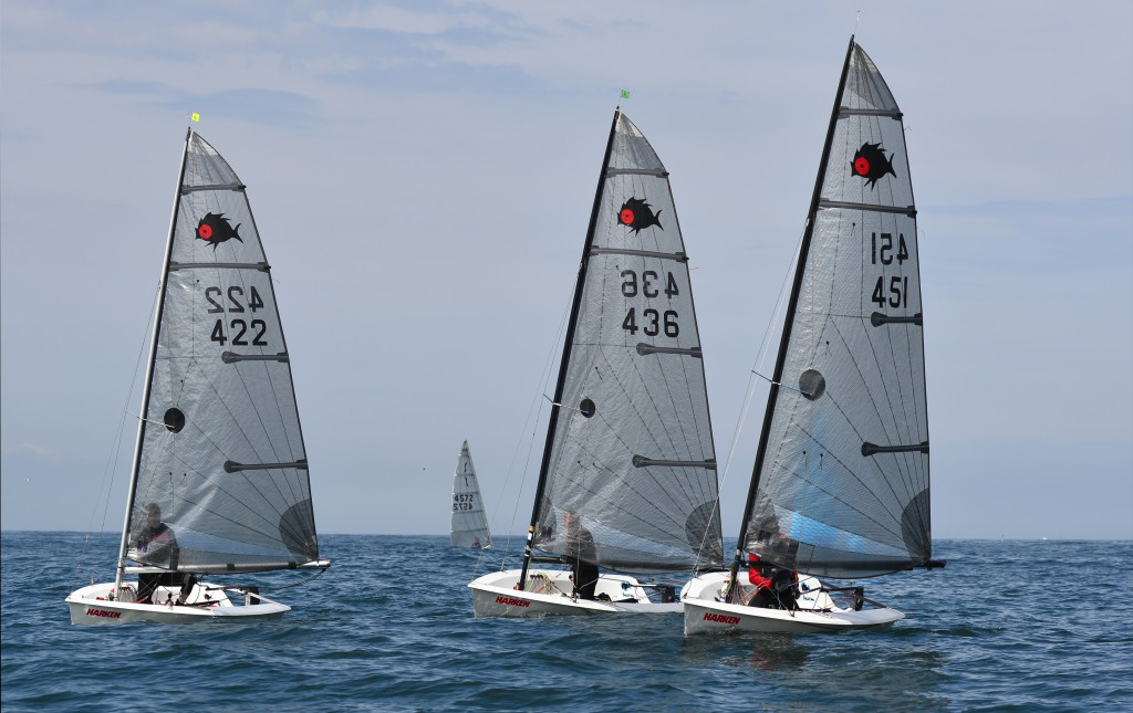 Tynemouth Sailing Club Regatta and Solution Nationals 2014 (123)