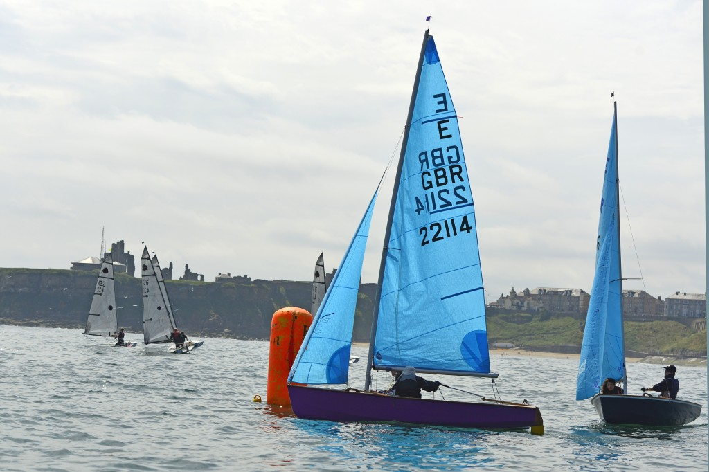 Tynemouth Sailing Club Regatta and Solution Nationals 2014 (127)