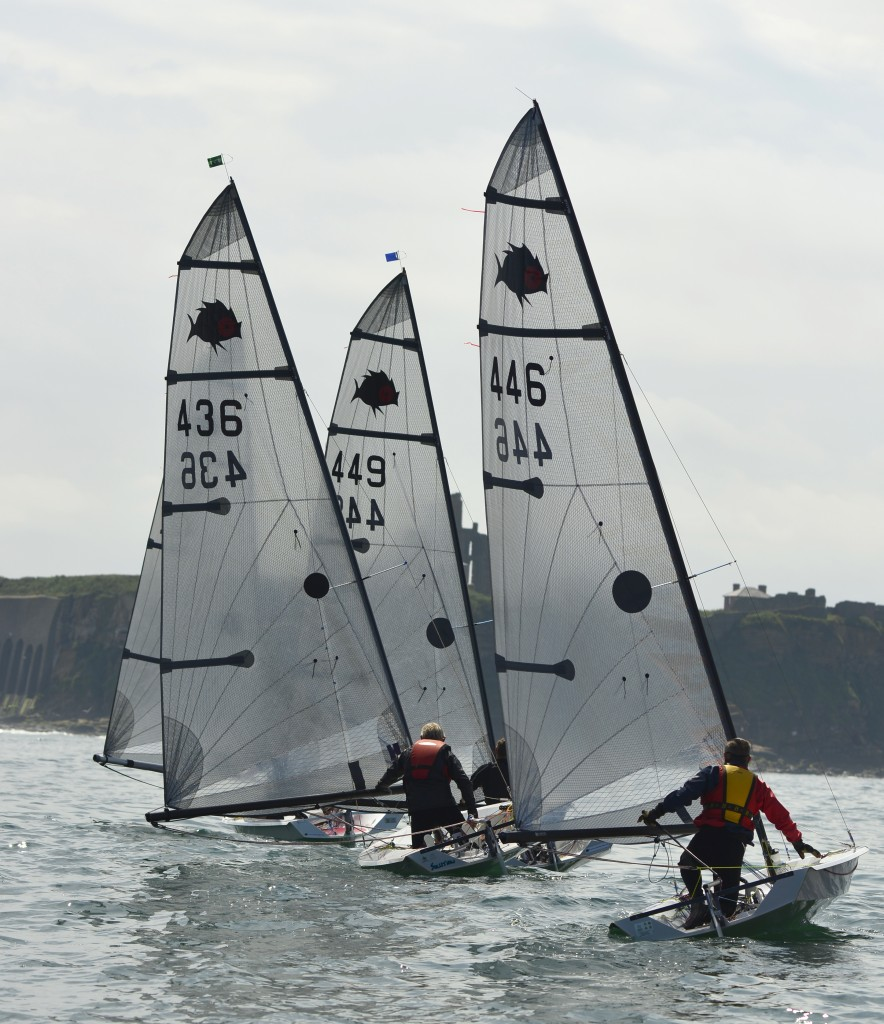 Tynemouth Sailing Club Regatta and Solution Nationals 2014 (129)