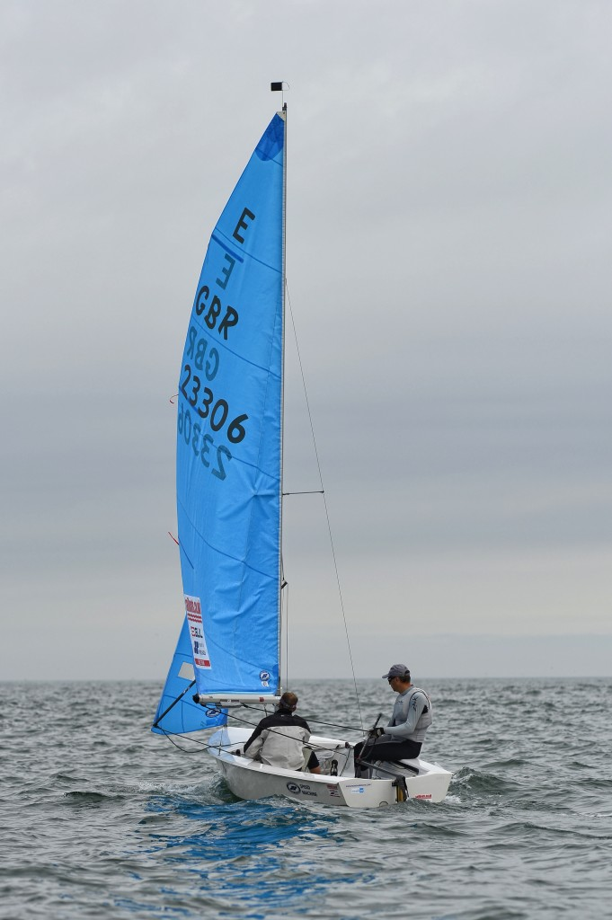 Tynemouth Sailing Club Regatta and Solution Nationals 2014 (13)
