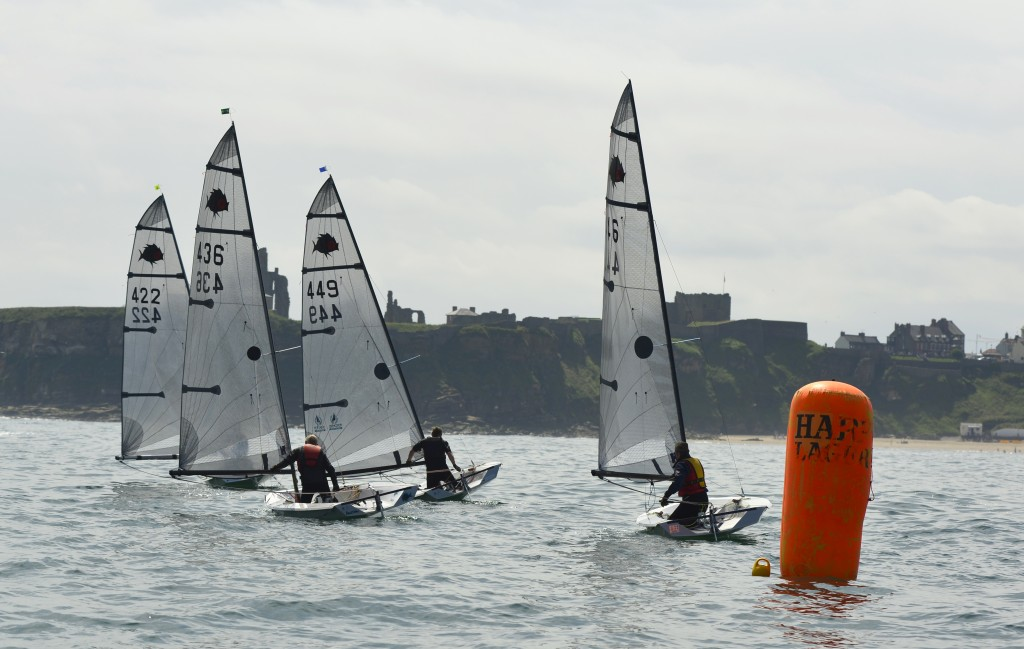 Tynemouth Sailing Club Regatta and Solution Nationals 2014 (130)
