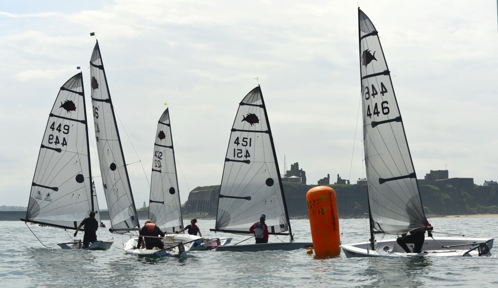 Tynemouth Sailing Club Regatta and Solution Nationals 2014 (131)