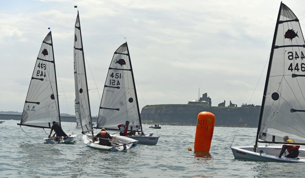 Tynemouth Sailing Club Regatta and Solution Nationals 2014 (132)