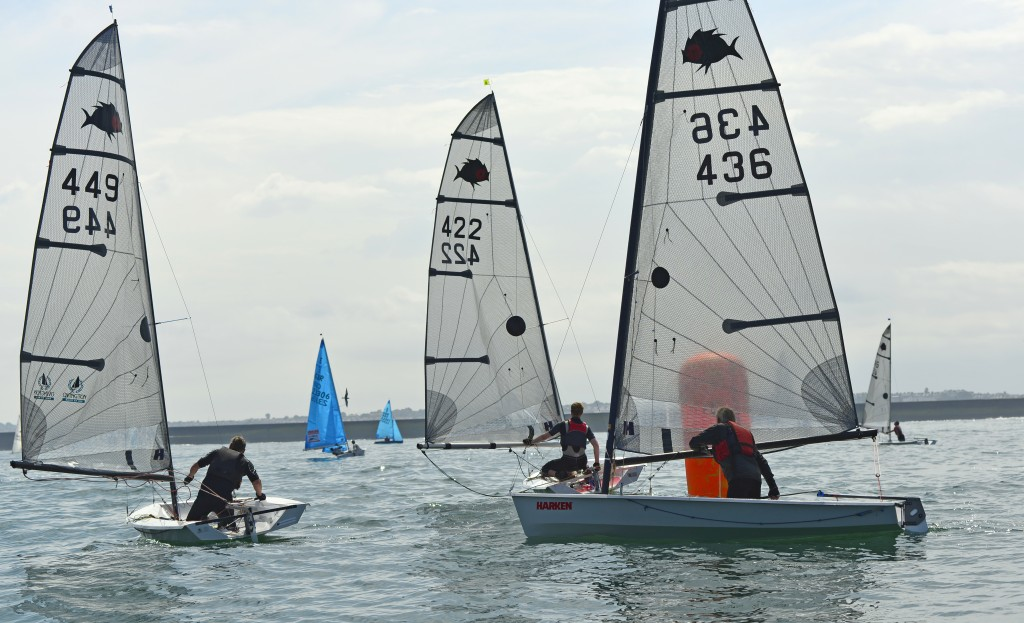 Tynemouth Sailing Club Regatta and Solution Nationals 2014 (133)