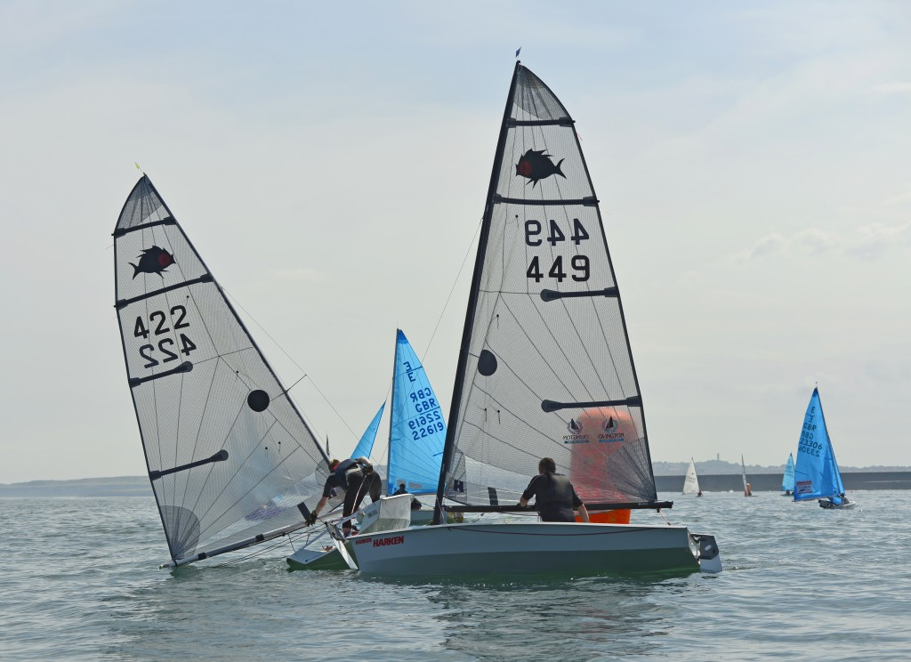 Tynemouth Sailing Club Regatta and Solution Nationals 2014 (134)