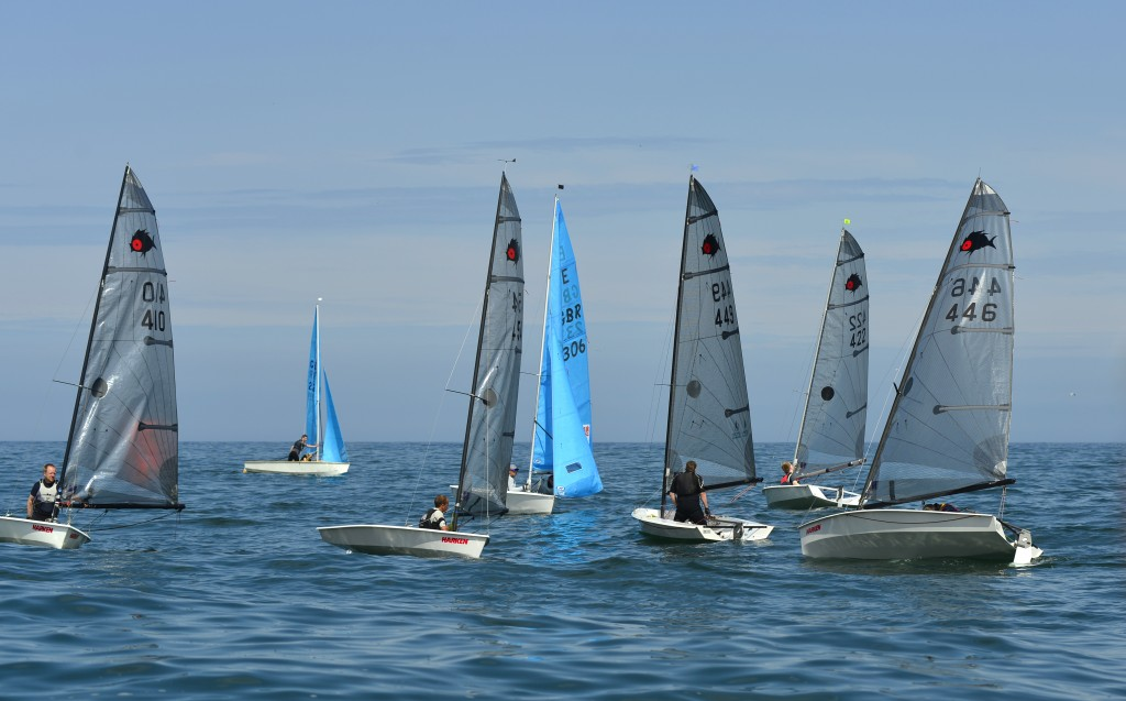 Tynemouth Sailing Club Regatta and Solution Nationals 2014 (135)