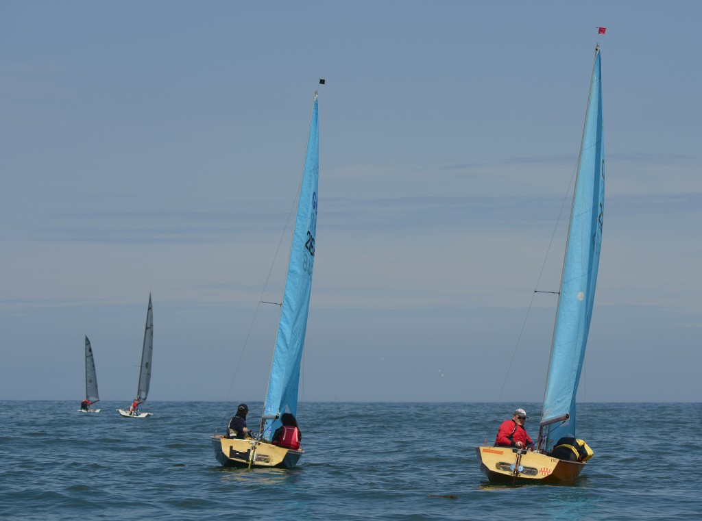 Tynemouth Sailing Club Regatta and Solution Nationals 2014 (136)