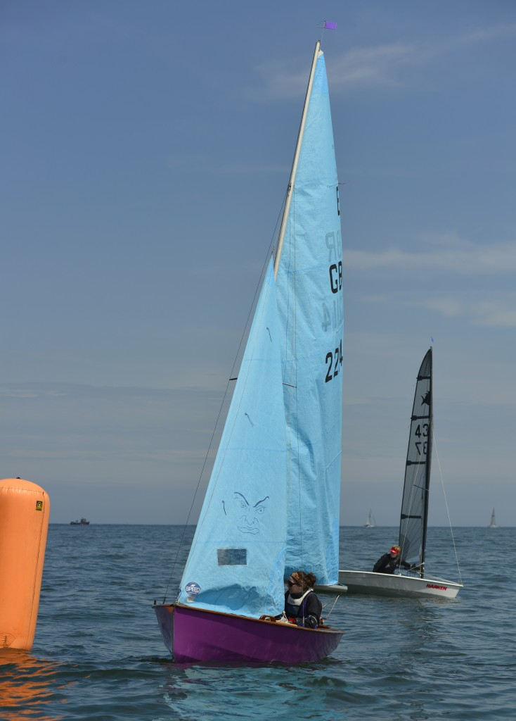 Tynemouth Sailing Club Regatta and Solution Nationals 2014 (140)