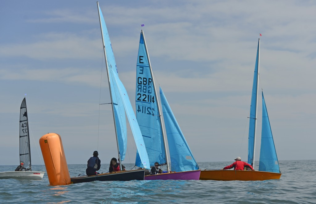Tynemouth Sailing Club Regatta and Solution Nationals 2014 (141)
