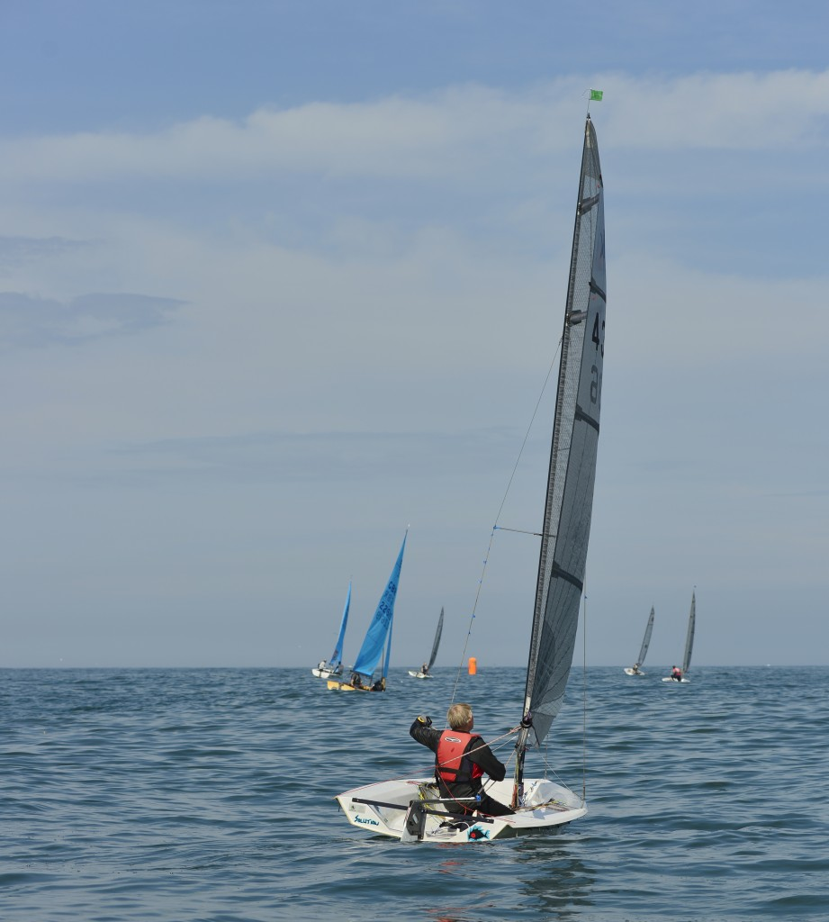 Tynemouth Sailing Club Regatta and Solution Nationals 2014 (142)