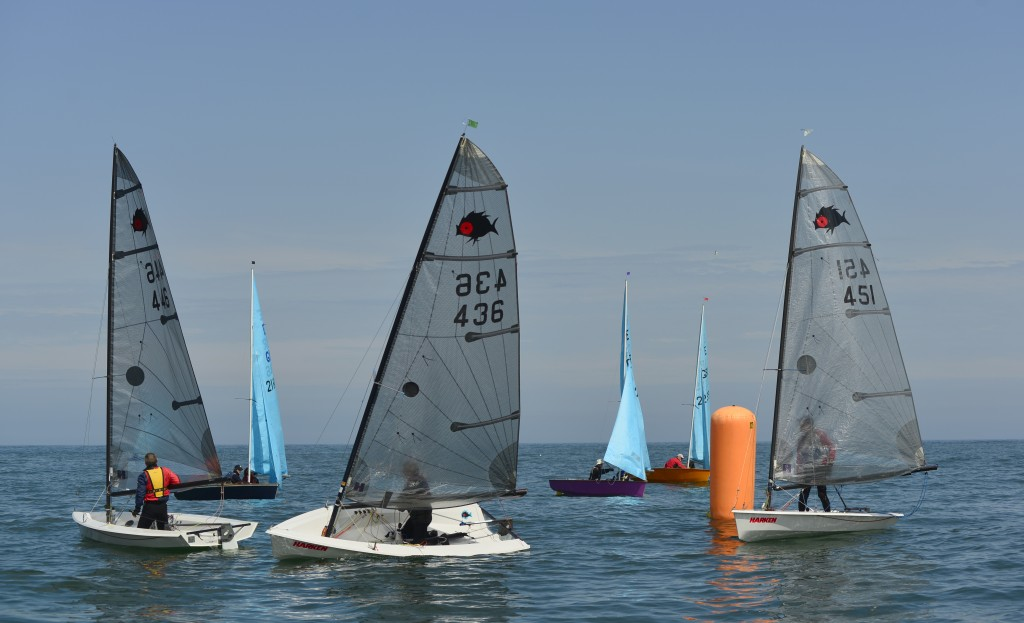 Tynemouth Sailing Club Regatta and Solution Nationals 2014 (143)