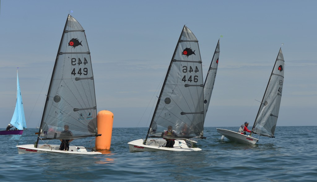 Tynemouth Sailing Club Regatta and Solution Nationals 2014 (145)