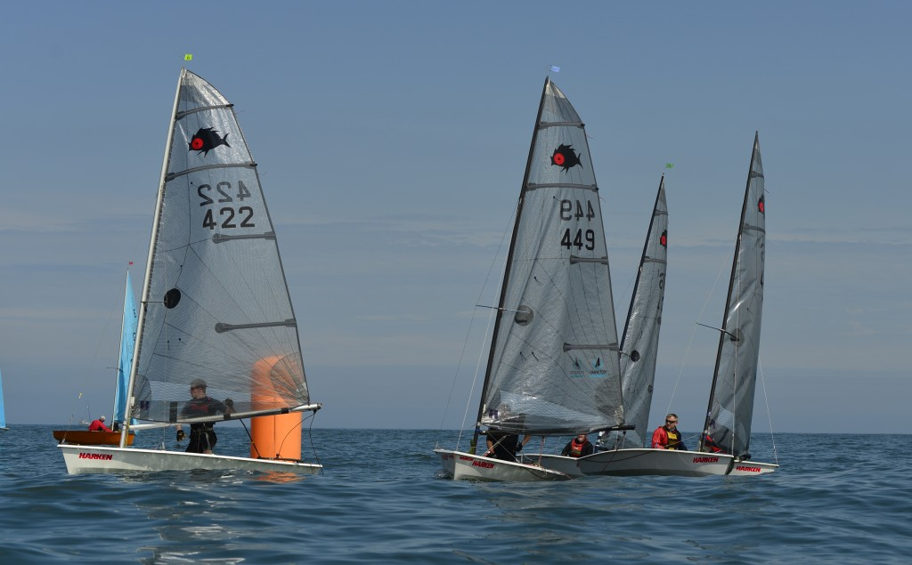 Tynemouth Sailing Club Regatta and Solution Nationals 2014 (146)