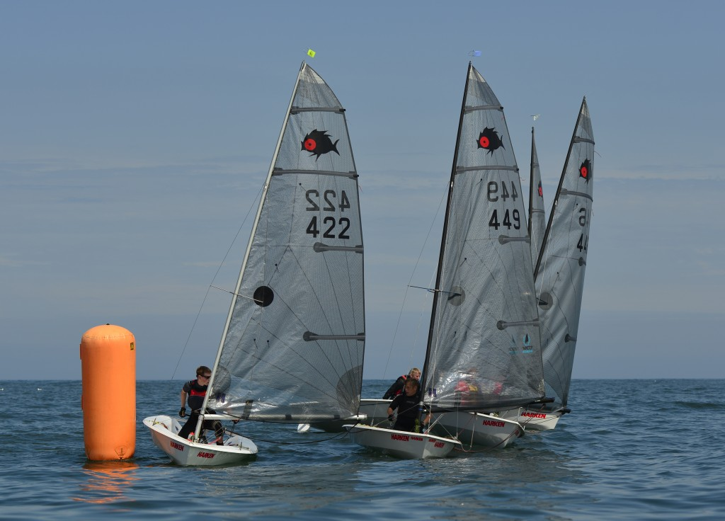 Tynemouth Sailing Club Regatta and Solution Nationals 2014 (147)