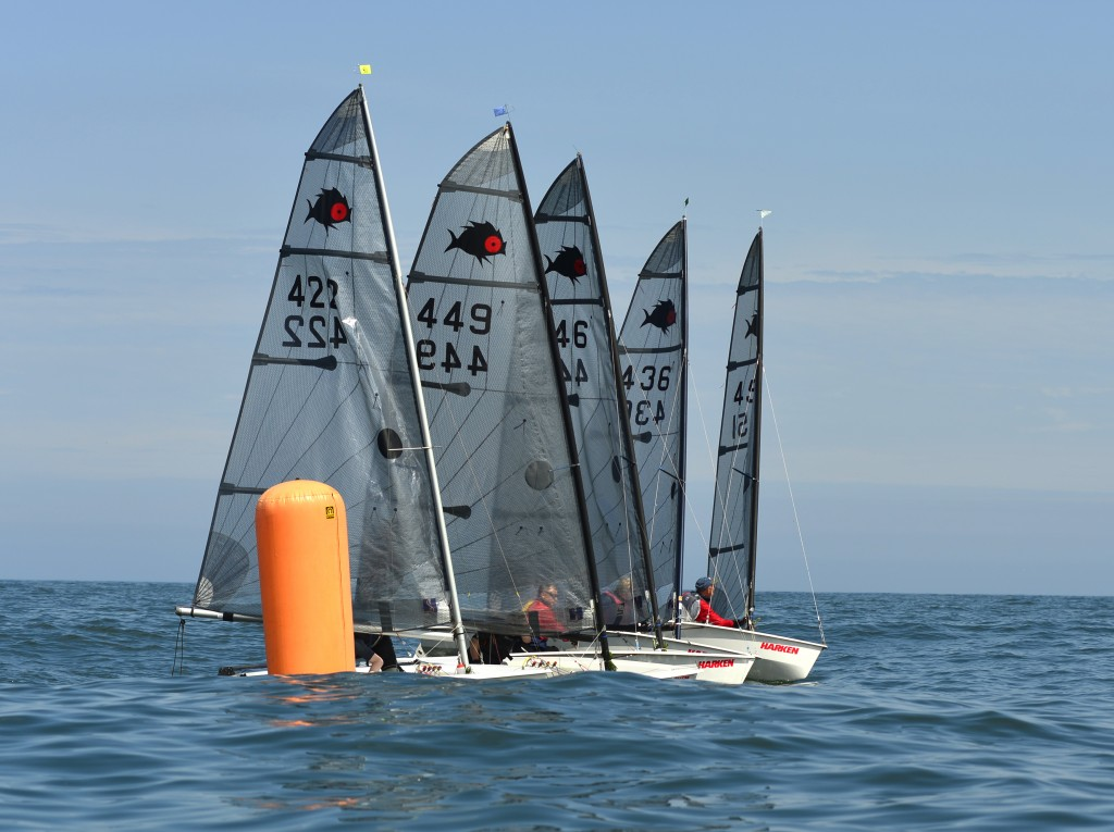 Tynemouth Sailing Club Regatta and Solution Nationals 2014 (148)
