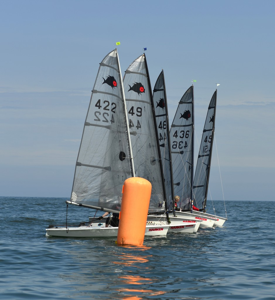 Tynemouth Sailing Club Regatta and Solution Nationals 2014 (149)