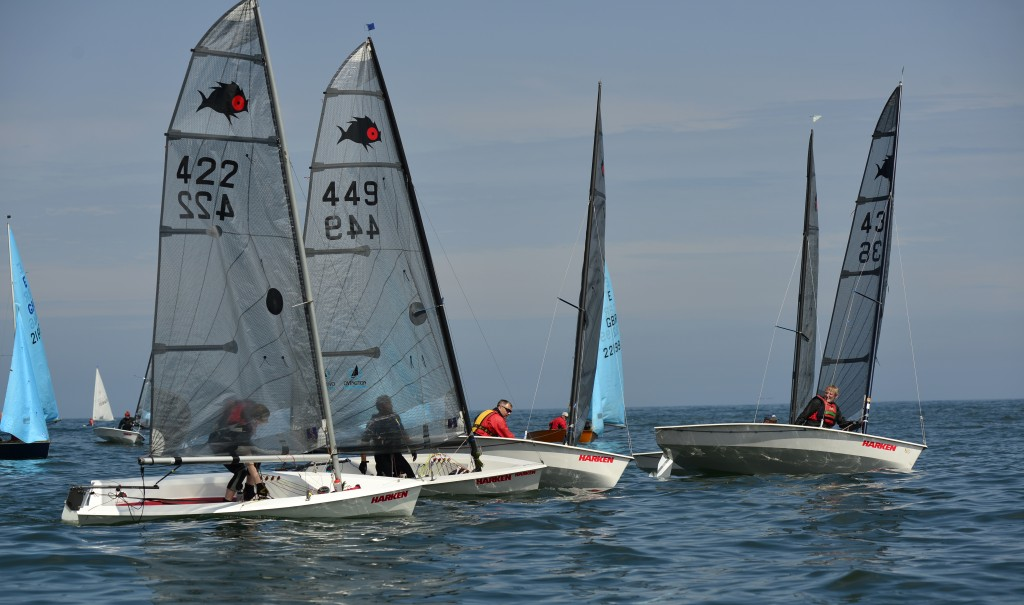 Tynemouth Sailing Club Regatta and Solution Nationals 2014 (150)
