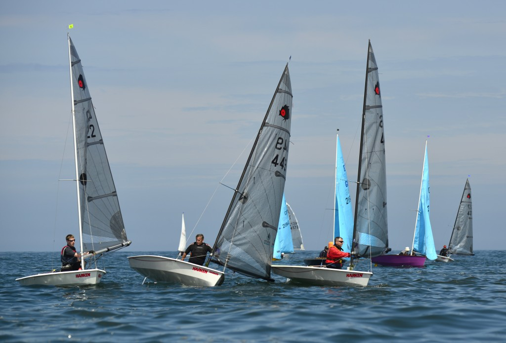 Tynemouth Sailing Club Regatta and Solution Nationals 2014 (151)