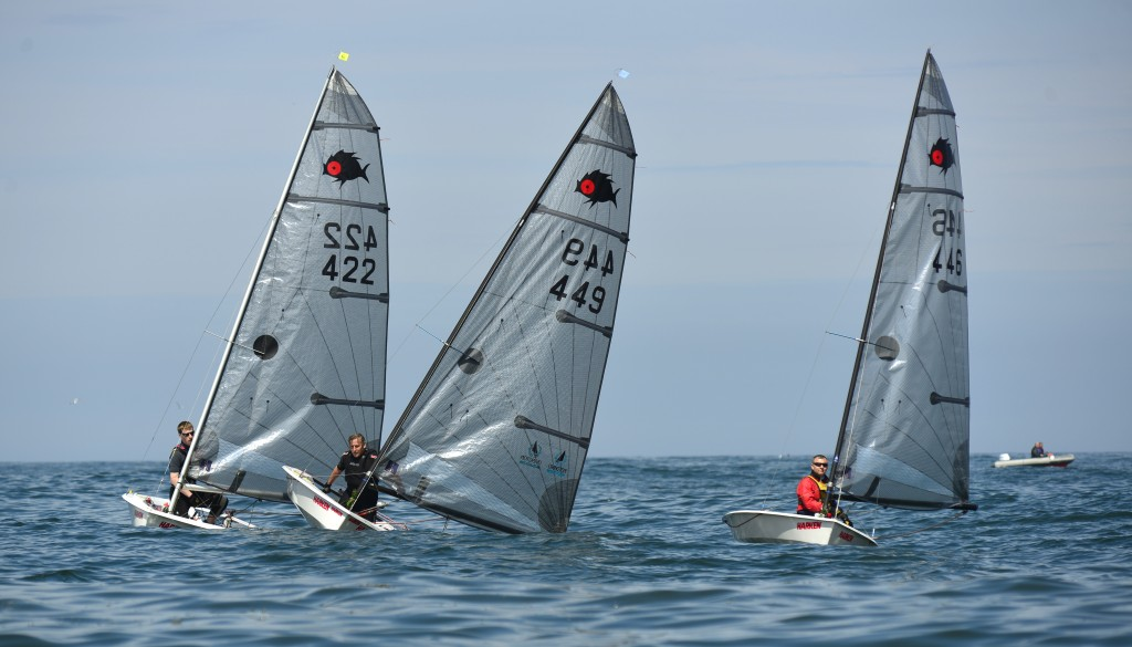 Tynemouth Sailing Club Regatta and Solution Nationals 2014 (152)
