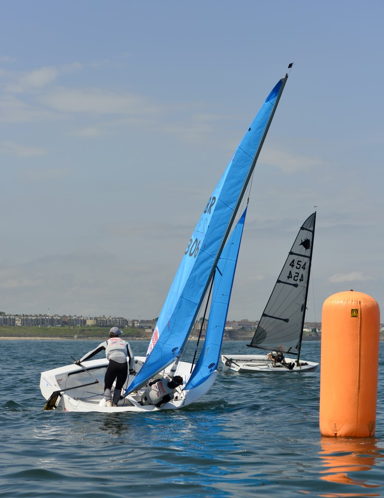 Tynemouth Sailing Club Regatta and Solution Nationals 2014 (153)