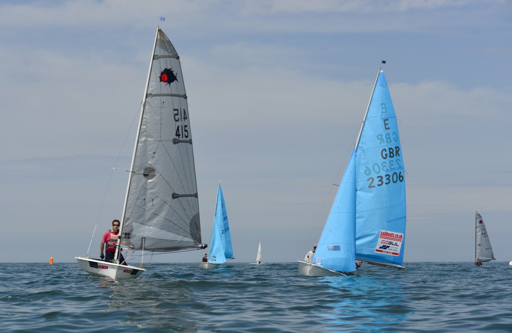 Tynemouth Sailing Club Regatta and Solution Nationals 2014 (154)