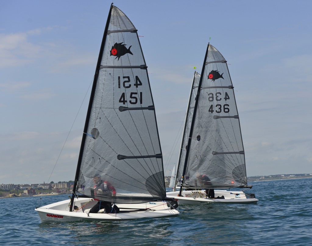 Tynemouth Sailing Club Regatta and Solution Nationals 2014 (156)