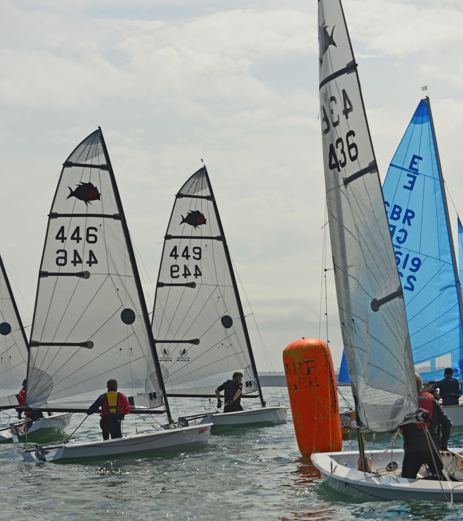 Tynemouth Sailing Club Regatta and Solution Nationals 2014 (157)