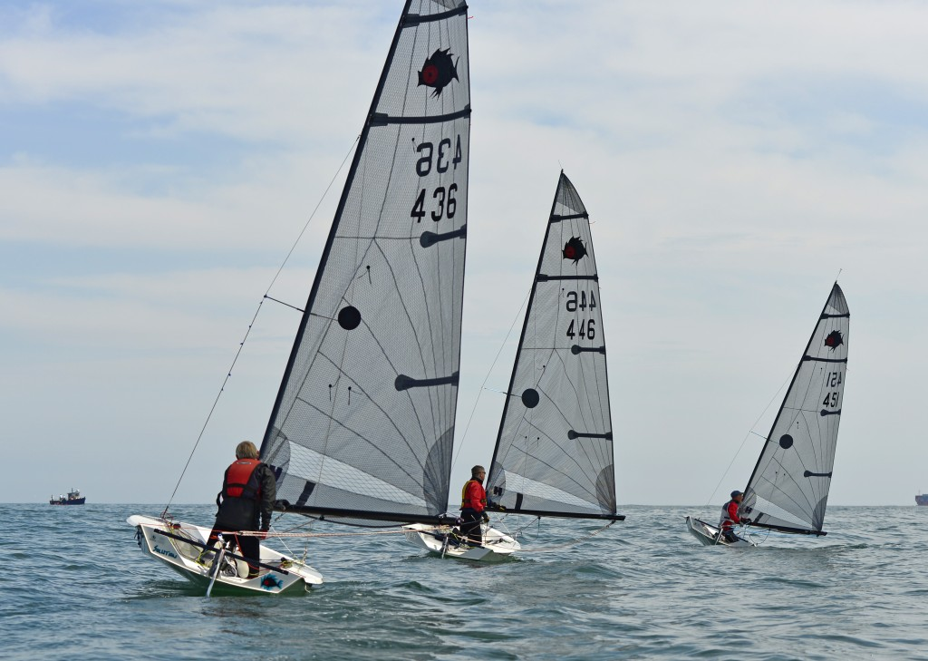 Tynemouth Sailing Club Regatta and Solution Nationals 2014 (158)